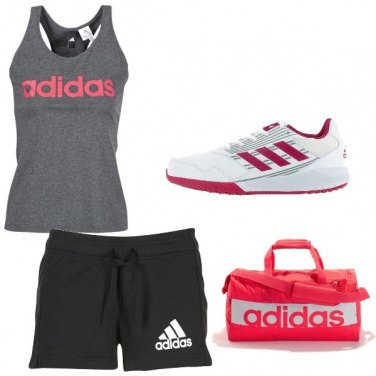 Outfit Total adidas