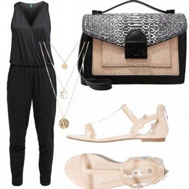 Outfit Con la tuta