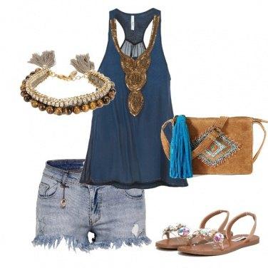 Outfit Per il festival nel deserto