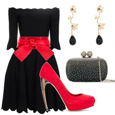Outfit Black luxury