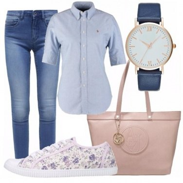 Outfit Casual anche in camicia