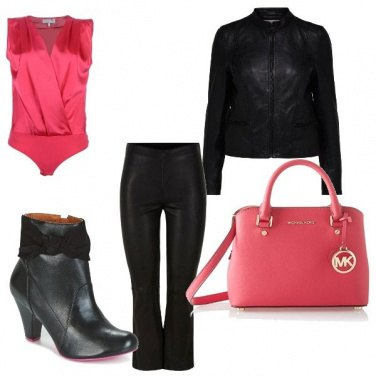Outfit Rock chic