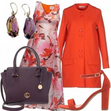 Outfit Orange moon