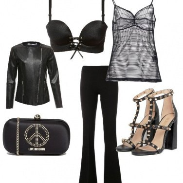 Outfit Rock #879