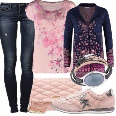 Outfit Spring in milan