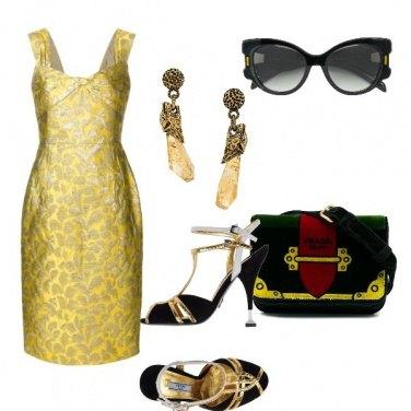 Outfit Prada