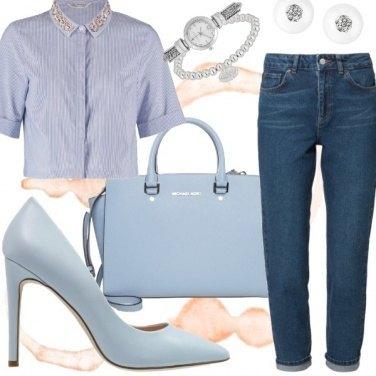 Outfit Rolét jeans