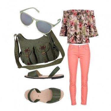 Outfit A spasso con mamma