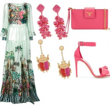 Outfit Totale chic