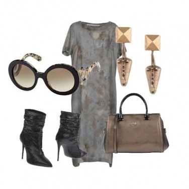Outfit A tutta griffe