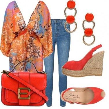 Outfit Colori d'estate