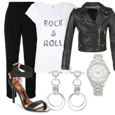 Outfit Serata Rock&Roll
