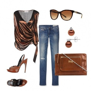 Outfit Bronze