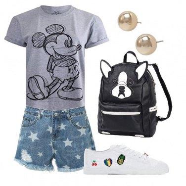 Outfit Ricordi d'infanzia
