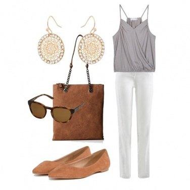 Outfit Comoda di sabato