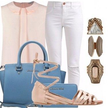 Outfit La borsa fa la differenza