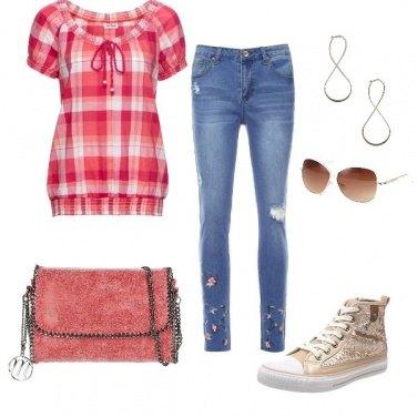 Outfit A passeggio con le amiche