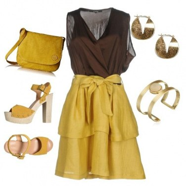 Outfit Accessori etno stile