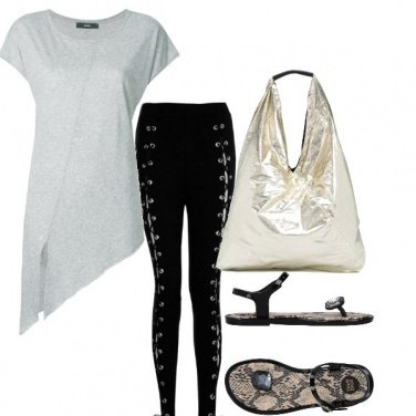 Outfit Etnico #680