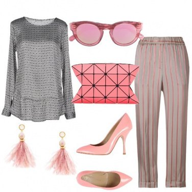 Outfit Mix chic