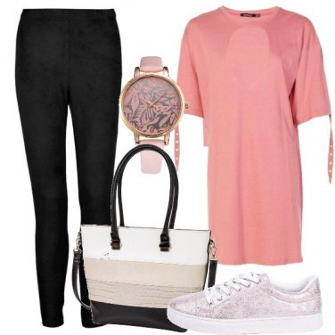 Outfit Pink