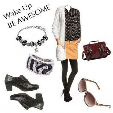 Outfit Wake up - Be Awesome