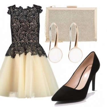 Outfit Romantic style