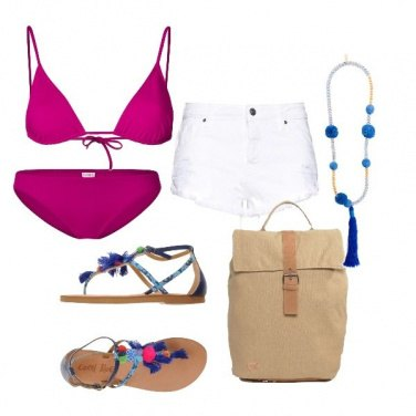 Outfit Beach #05