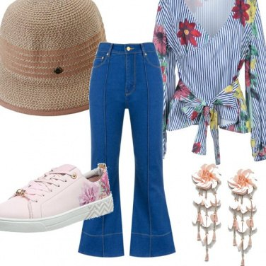 Outfit Visita all\'Euroflora