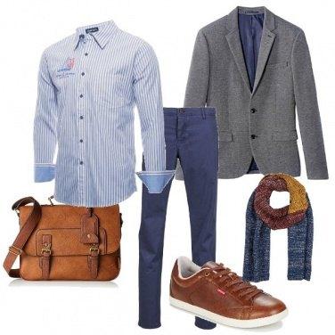 Outfit In ufficio con stile!