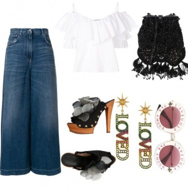 Outfit Etnico #683