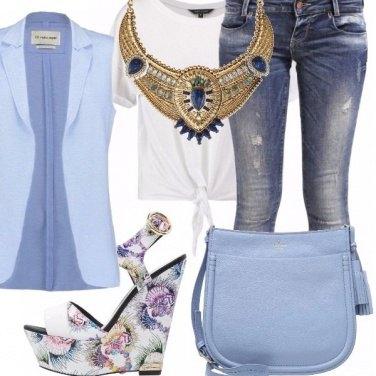 Outfit L\'accessorio fa la differenza