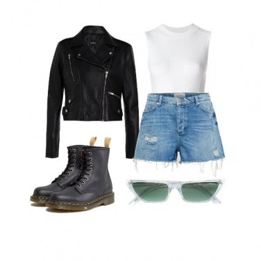 Outfit Rock #892