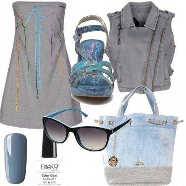 Outfit Tubino di giorno
