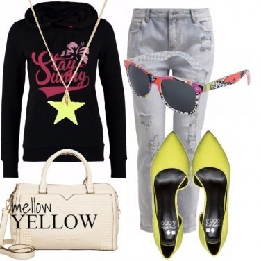 Outfit YELLOW MELLOW