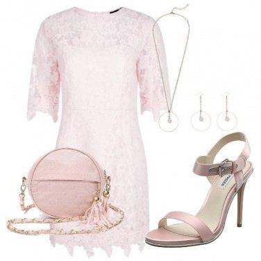 Outfit Cerimonia soft