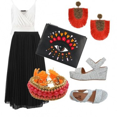Outfit Post-cena super glam