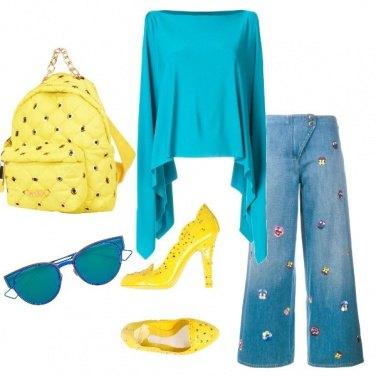Outfit I colori della primavera
