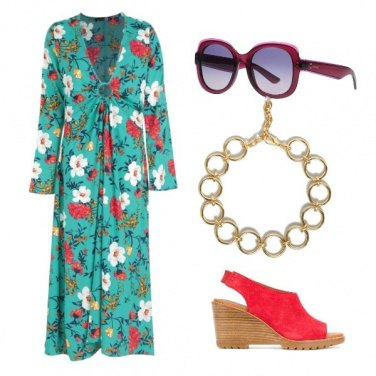 Outfit Etnico #688