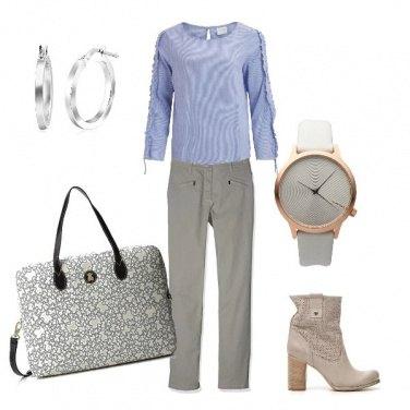 Outfit Mattina Di primavera