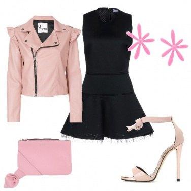 Outfit Rosa sensazionale
