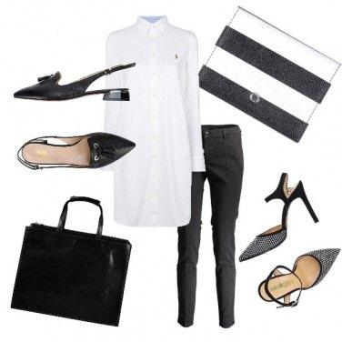Outfit Cambio look in un lampo