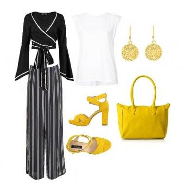 Outfit Contrasti solari