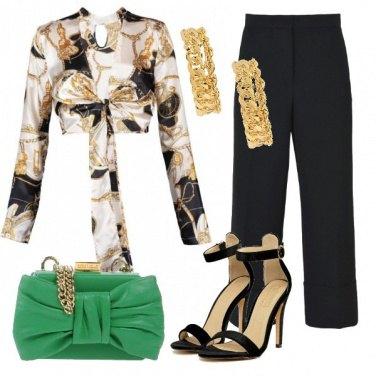 Outfit Fantasia Foulard