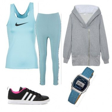Outfit Outfit donna sportivo