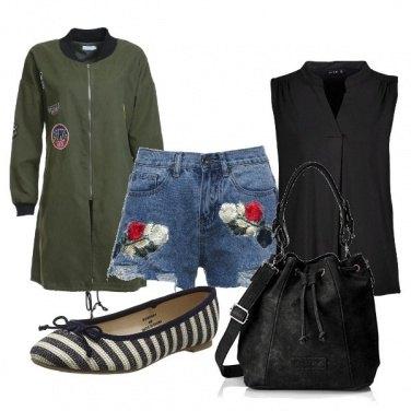 Outfit Aria frizzante