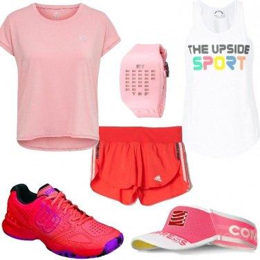 Outfit Pronta per correre