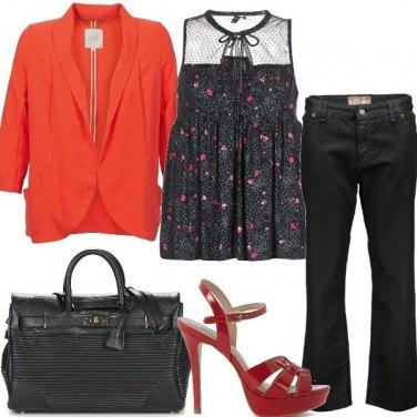 Outfit La borsa a mano