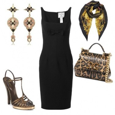 Outfit Super Glamour