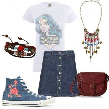 Outfit Modaiola Hippie